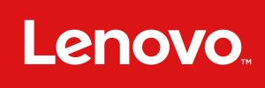 Logo Lenovo rood