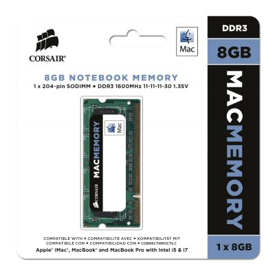 Corsair Mac Memory - DDR3 8 GB