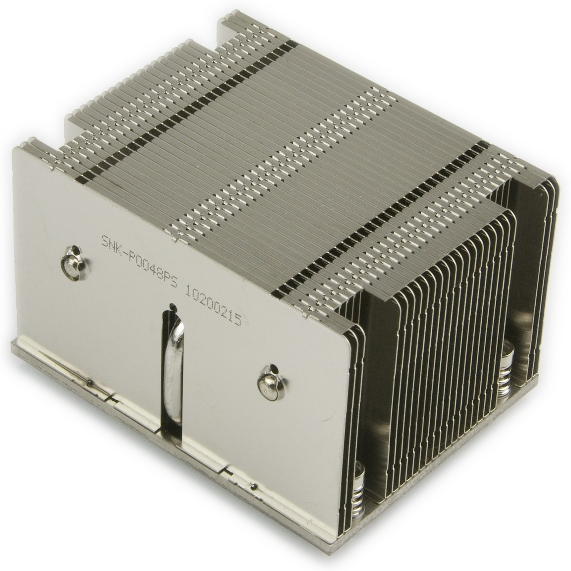 Supermicro SNK-P0048PS - 2U Passive CPU Heat Sink