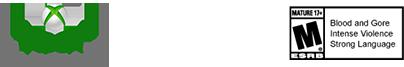 xbox game studios logo - the coalition - 18+ logo