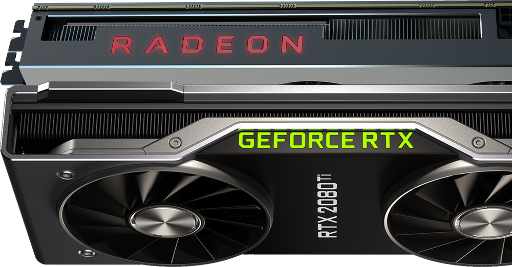 AMD Radeon en Nvidia GeForce