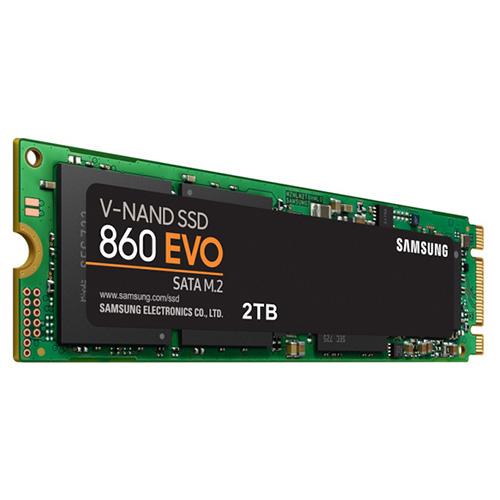 Samsung 860 EVO MZ-N6E250BW