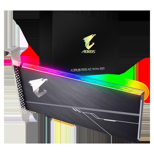 Gigabyte Aorus RGB AIC 512GB