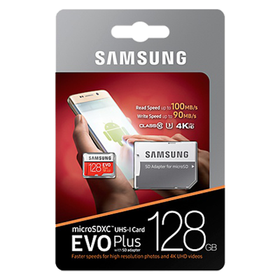 Samsung EVO Plus MB-MC128G