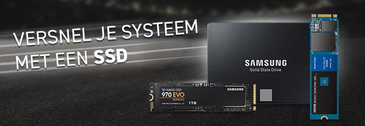 Azerty's advies voor SSD