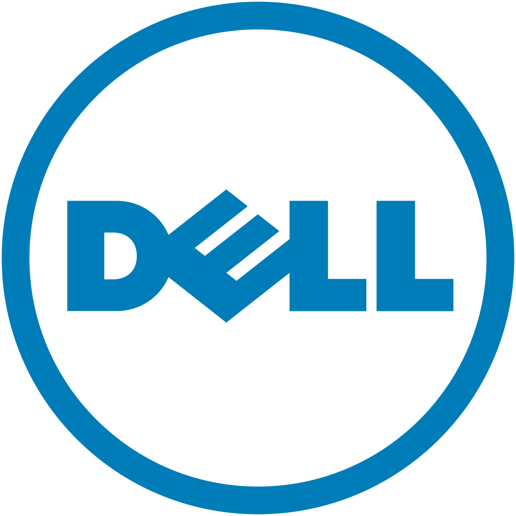 Dell Logo Blauw