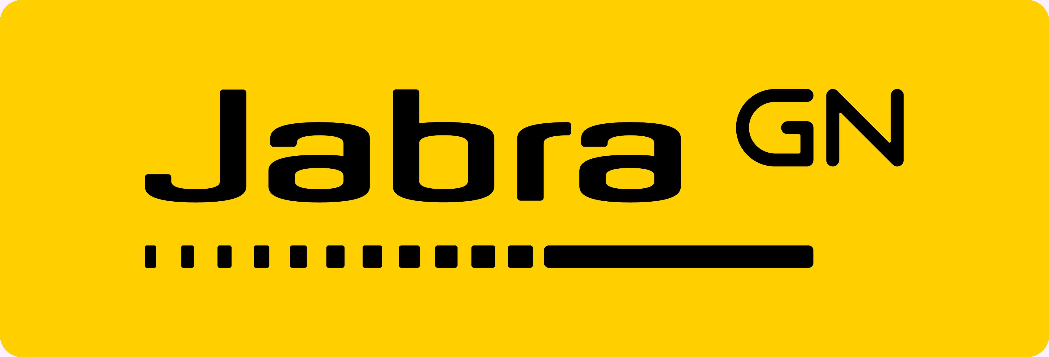 jabra logo geel