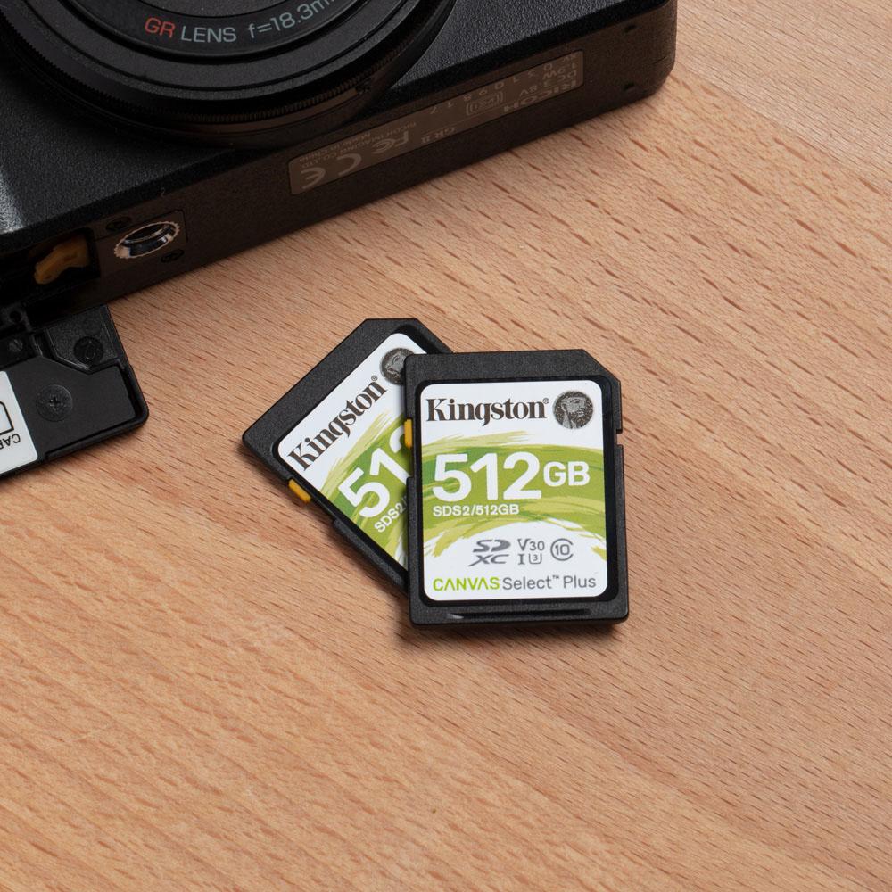 Maak opnamen in Full HD- en 4K UHD