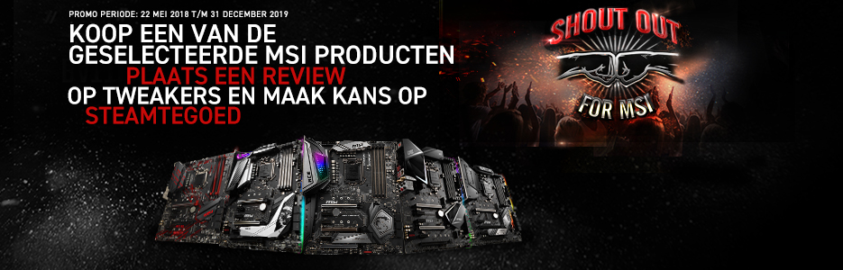 header MSI Shout Out