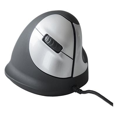 R-Go HE Mouse Medium rechtshandig bedraad