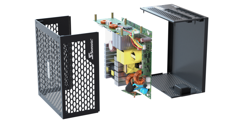 Seasonic Fanless parts