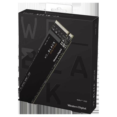 WD Black SN750 NVMe