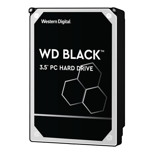 WD Black HDD