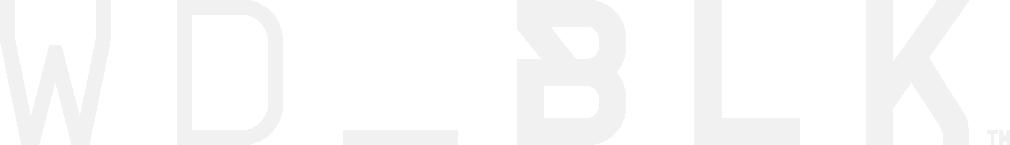 wd black logo