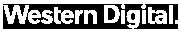 Western Digital logo woordlogo