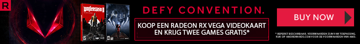 AMD Radeon RX Vega bundle