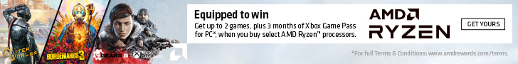 AMD Equipped to win game bundle