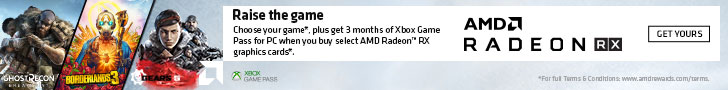 AMD Raise The Game Bundle