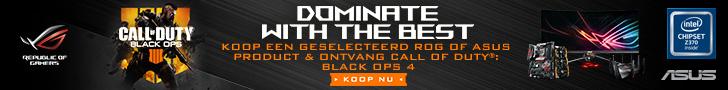Asus Black Ops 4 Actie