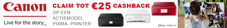 Canon Pixma printer cashback