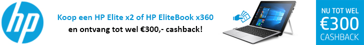 HP Elite  x2 of HP Elitebook x360 cashback