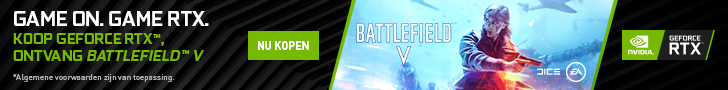 Nvidia GeForce Battlefield V Bundle