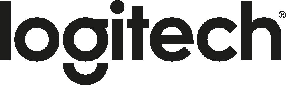 Logitech Logo Black