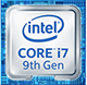 Intel Core i7 - 9e generatie
