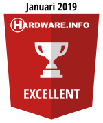 HWI Excellent Award - Januari 2019