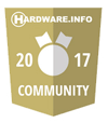 Winnaar HWI Community Awards 2017!