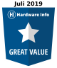 Hwi Great Value Award - Juli 2019