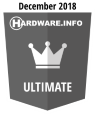 HWI Ultimate Award - December 2018