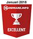 HWI Excellent Award Januari 2018