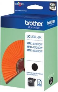 Brother LC129XLBK - Zwart