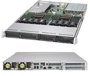 Supermicro SuperServer 6018U-TRT+ - Server