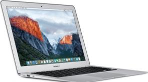 Apple Macbook Air voorkant