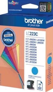 Brother LC223C - Cyaan