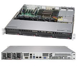 Supermicro SuperServer 5018R-MR - 1U