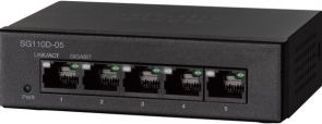 Cisco Small Business SG110D-05 - Switch
