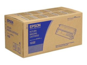 Epson Return Imaging Cartridge - Zwart