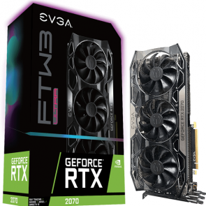 EVGA GeForce RTX 2070 FTW3 ULTRA GAMING - Grafische kaart