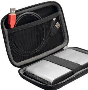 Case Logic QHDC101K - Draagbare harde schijf tas - Draagtas voor ... dd2b91b5ea
