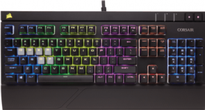 Corsair Gaming STRAFE RGB Mechanical - Cherry MX Brown