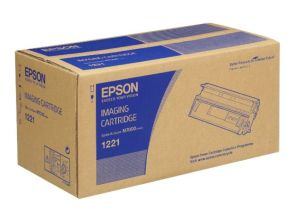 Epson Imaging Cartridge - Zwart