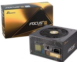 Seasonic Focus Plus Gold 650 - Voeding (Intern)