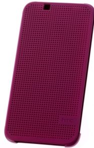HTC Dot View HC M130 - Flip cover