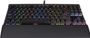 CORSAIR Gaming K65 RGB RAPIDFIRE Compact Mechanical - Toetsenbord