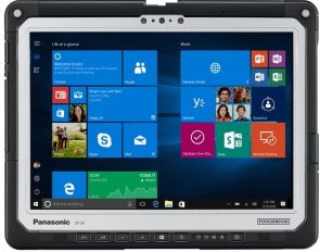 Panasonic Toughbook 33 - Tablet