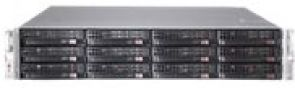 Supermicro SuperServer 6028TP-HTTR - 4 nodes