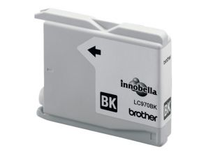 Brother LC970BKBP - Zwart